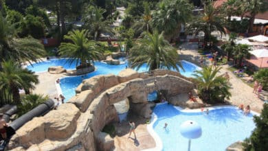 camping Volonne
